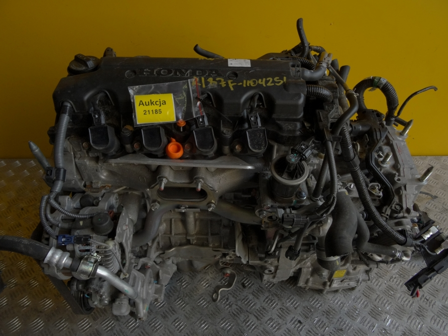 Used Car Engines >> Honda Hrv 2013 14 Complete Engine 1 8 R18zf Used Car