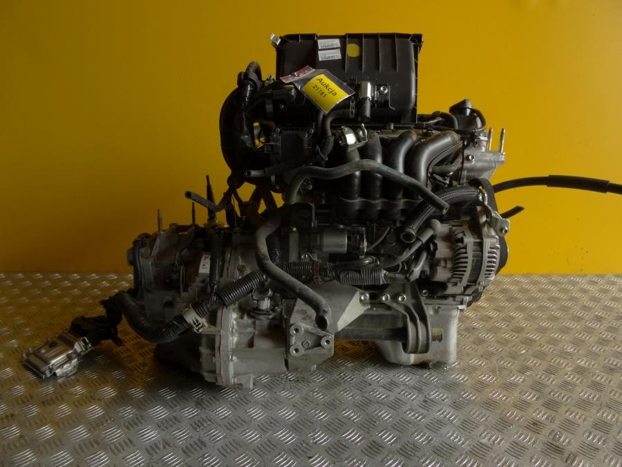 SUZUKI SWIFT 2010- 1.4  COMPLETE ENGINE K14