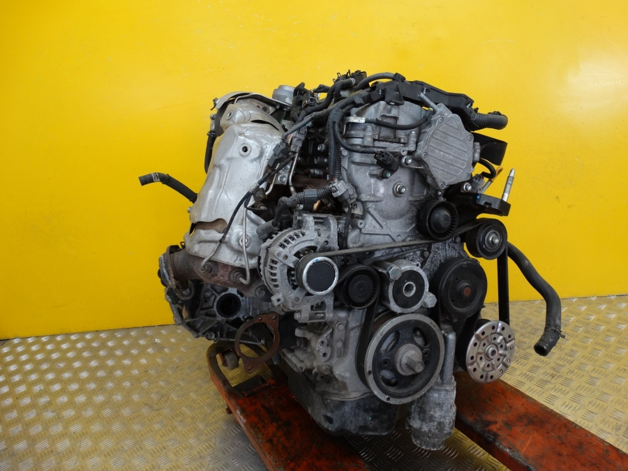 TOYOTA AVENSIS T27 2.0  COMPLETE ENGINE D4D 1AD