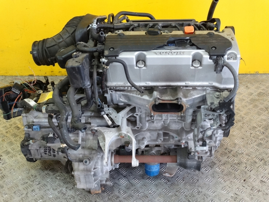HONDA ACCORD 2008-    COMPLETE GEARBOX AUTOMATIC 2.4