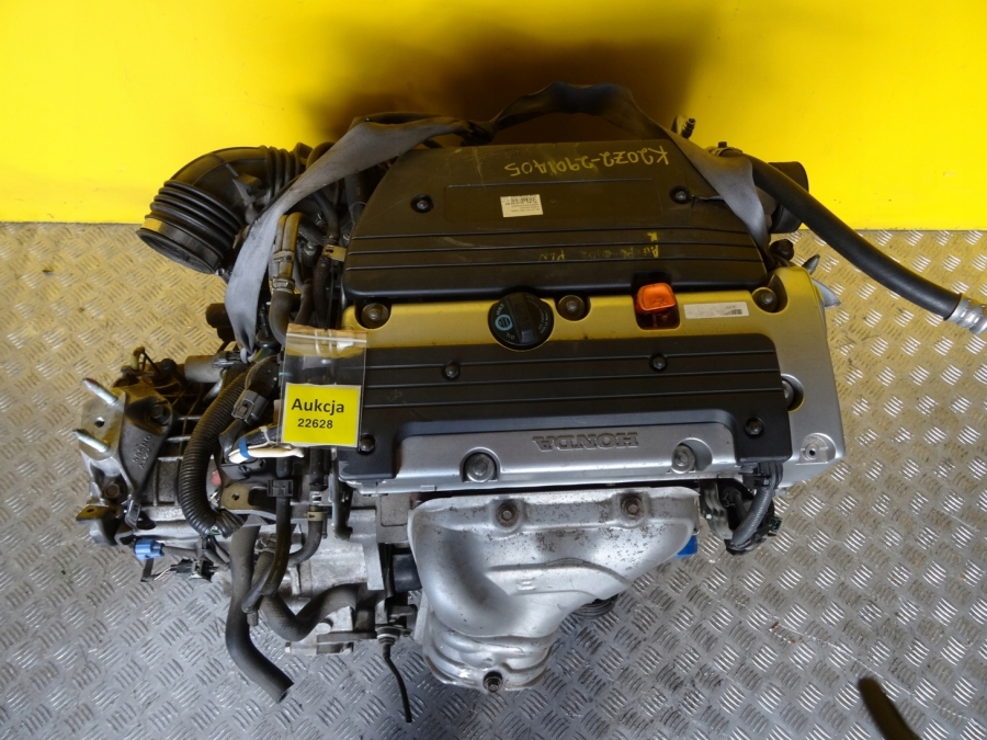 HONDA CIVIC 2006-    COMPLETE GEARBOX AUTOMATIC 2.0