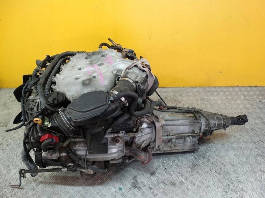 INFINITI G G35 V35 SKYLINE COMPLETE GEARBOX 3.5 V6