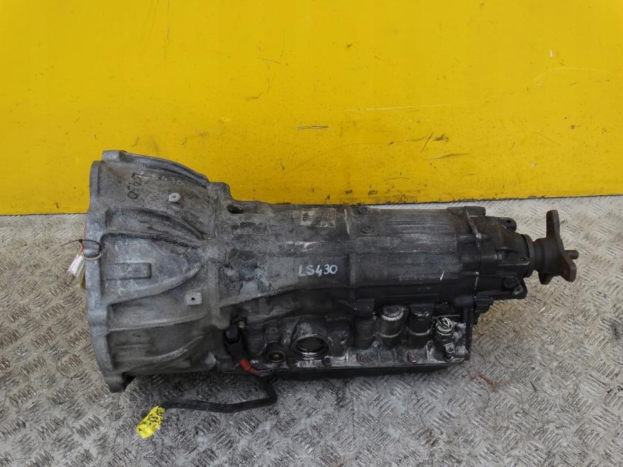 LEXUS LS430 GS430 SC 4.3   COMPLETE GEARBOX  AUTOMATIC