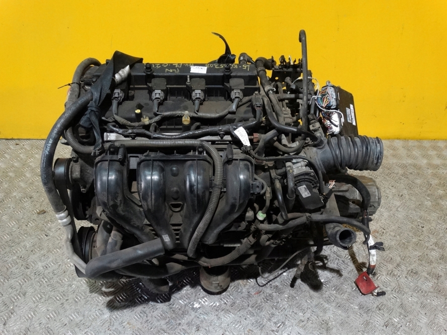 MAZDA 6 2.5 L5 2008-2012   COMPLETE GEARBOX MANUAL
