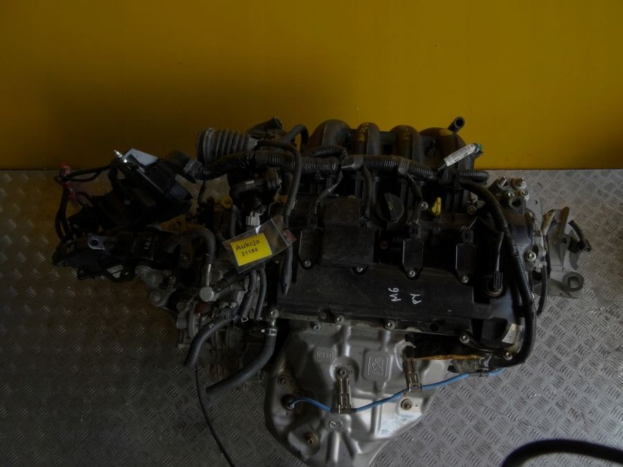 MAZDA 6 2.5 PY 2013-   COMPLETE GEARBOX AUTOMATIC