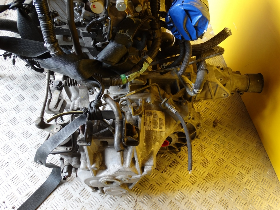 MITSUBISHI ASX 1.8DID  COMPLETE GEARBOX  REDUCER 4×4