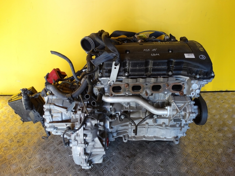 MITSUBISHI ASX 2015 COMPLETE GEARBOX AUTOMAT 2.0
