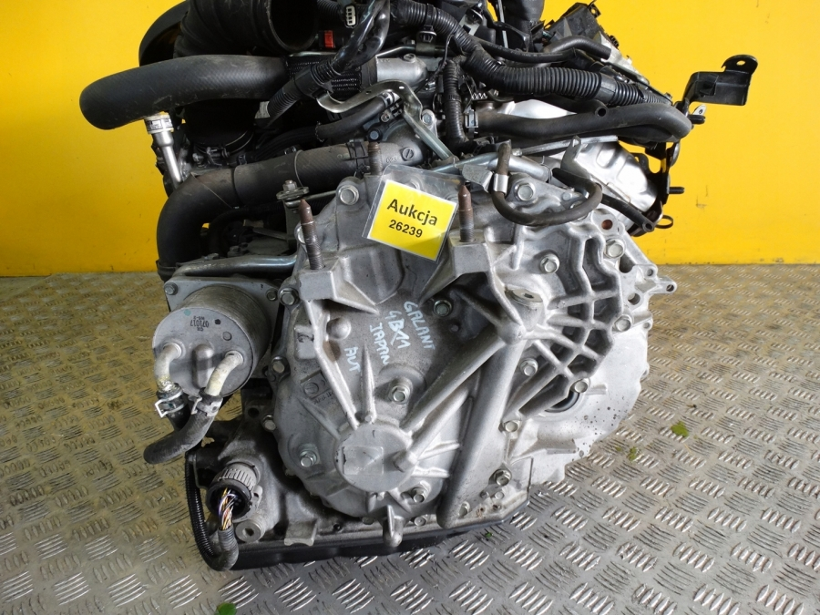 MITSUBISHI LANCER 08-   COMPLETE GEARBOX AUTOMAT 2.0