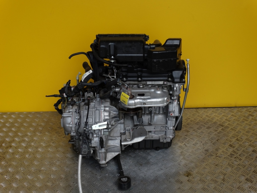 MITSUBISHI SPACE STAR 12-   COMPLETE GEARBOX AUTOMATIC