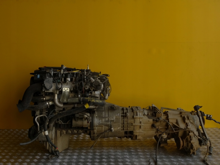 SSANGYONG ACTYON    COMPLETE GEARBOX  13\' 2.0D
