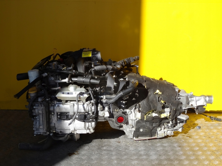SUBARU LEGACY 2014-     COMPLETE GEARBOX  AUTOMATIC 2.5