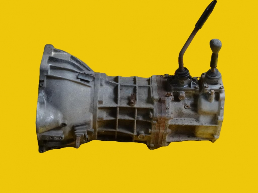 TOYOTA HILUX 2006- 2.5 3.0 D4D COMPLETE GEARBOX  MANUAL