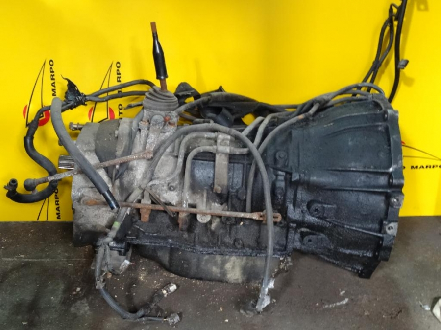 TOYOTA LAND CRUISER 80 4.2 TD COMPLETE GEARBOX  AUTOMATIC