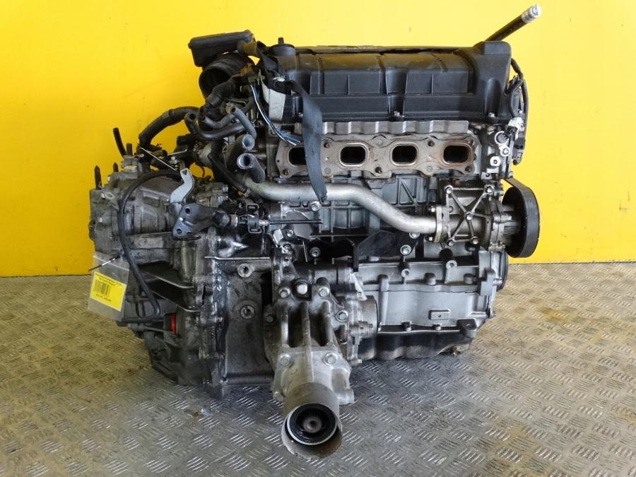 MITSUBISHI OUTLANDER 2012- COMPLETE ENGINE 2.4 4J12