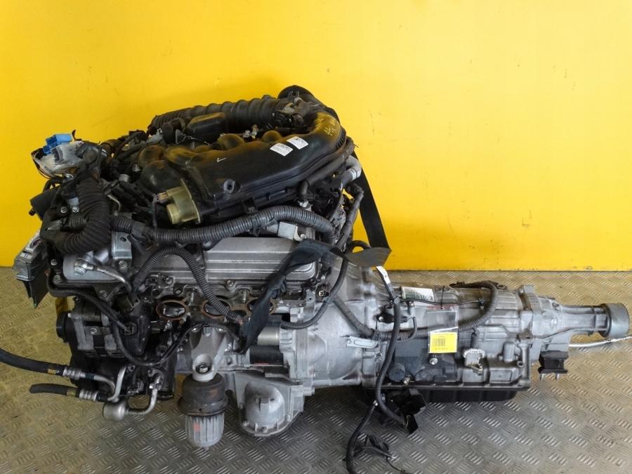 LEXUS IS IS250 2.5 V6  COMPLETE ENGINE 4GR-FSE