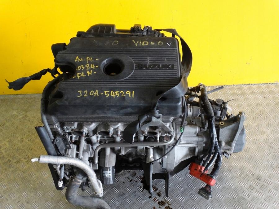 SUZUKI SX4 2006-   COMPLETE ENGINE 2.0 J20A